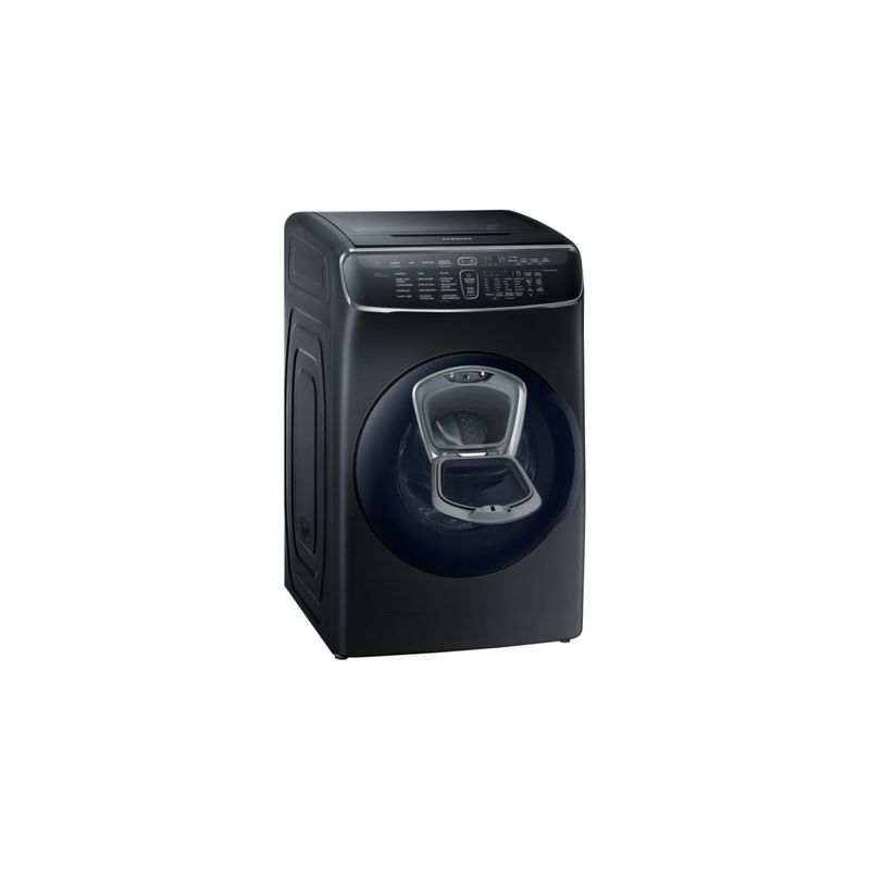Samsung-51030815-py-flexwash-wr25m9960kv-wr25m9960kv-zs-lperspectivedooropenblack-171023401P