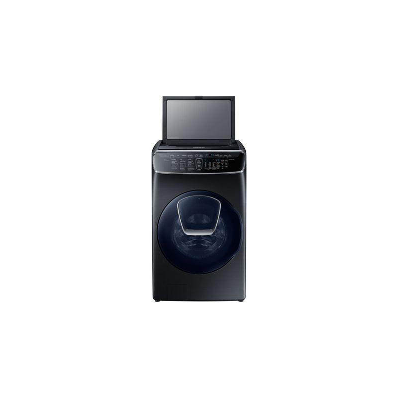 Samsung-51030670-py-flexwash-wr25m9960kv-wr25m9960kv-zs-frontdooropenblack-171023391PD_GALL