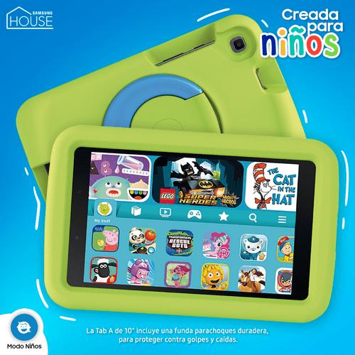 "Galaxy TAB A (10.1"") WiFi + Kids Cover"