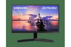 "Monitor 22"" LED con diseño sin bordes"