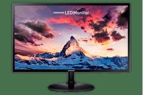 """Monitor 24"""" Full HD con diseño Super Slim"""