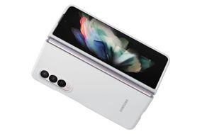 Galaxy Z Fold3 Silicone Cover Case